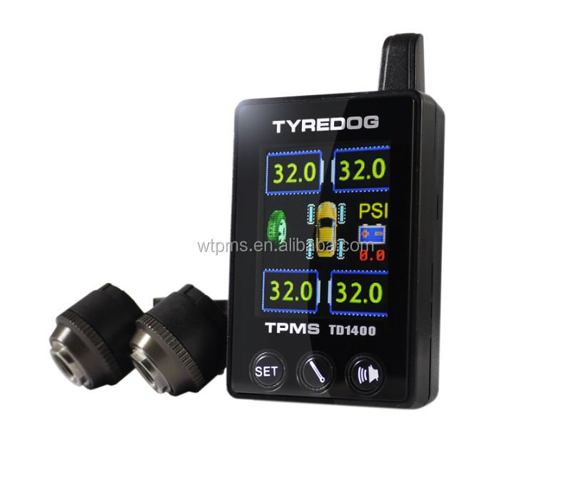 TYREDOG color TFT TPMS