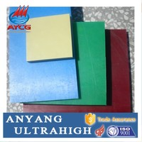 UHMW-PE Material polycarbonate sheet manufacturer