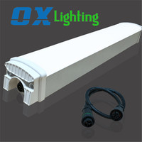 CE RoHS Certificate Linkable Led Vapor Tight Fixture