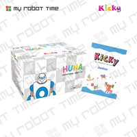 Robot kits with eco-friend ABS for educational toys for kids