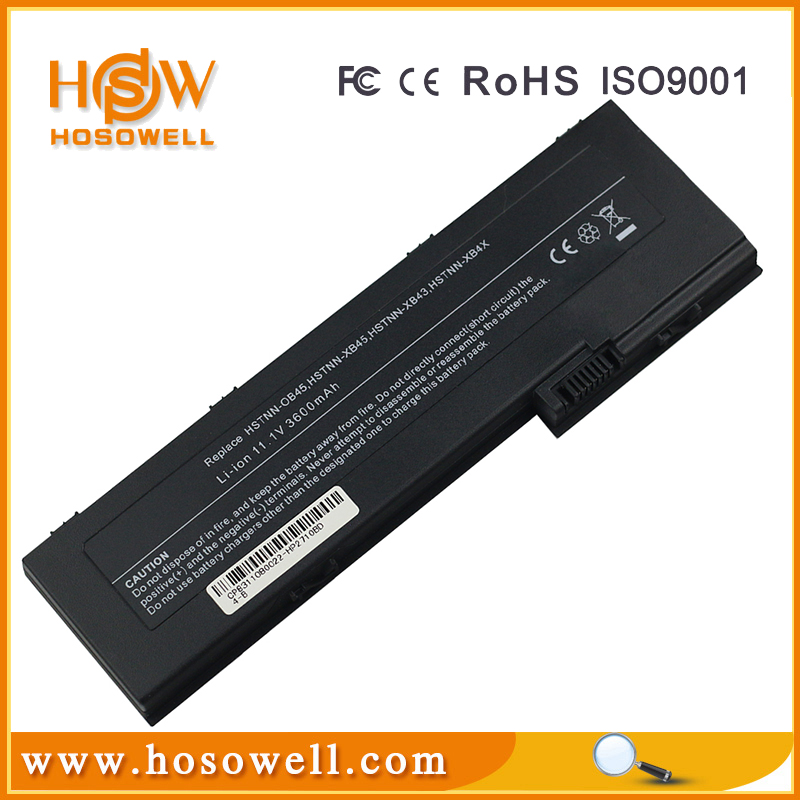 Wholesale Brand new Original laptop battery prices for hp 2710p 2730p 2740p 2760p 3800mah