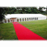 Aluminum heavy duty wedding marquee tent for 1000 people