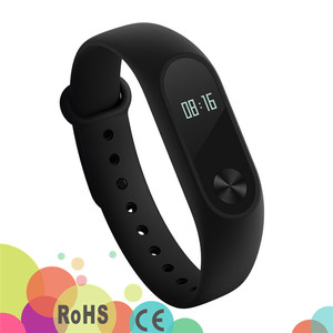 Wholesale! Waterproof Heart rate Monitor for xiaomi mi band 2
