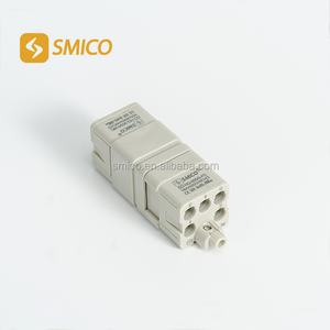SMICO Best Selling Products Male Female Auto Amp 5 Pin Waterproof Connector