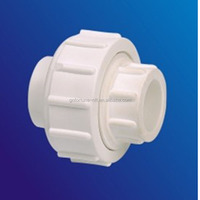 PPR pipe fittings Plastic loose joint