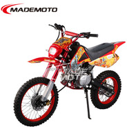 Alloy Frame Dirt Bike with Shock Absorber Dirt Bike for Adults
