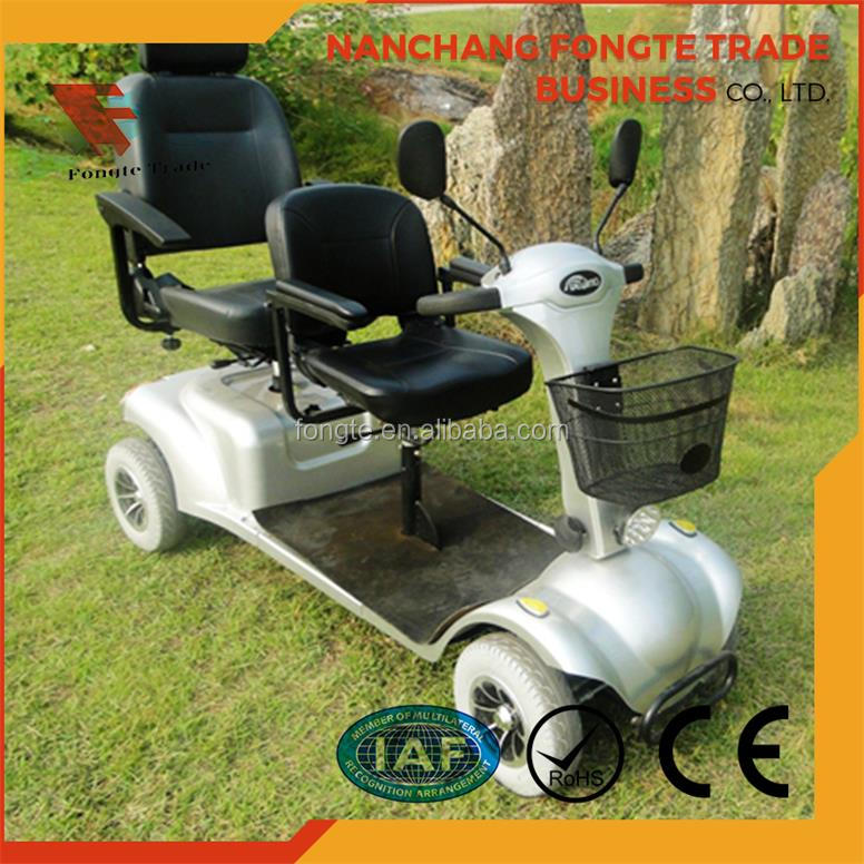 Motor 800w Battery 12V 55AH*2 handicapped mobility scooter