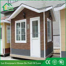 Small Light Steel Structure Protable Sentry Box Guard House for Sale