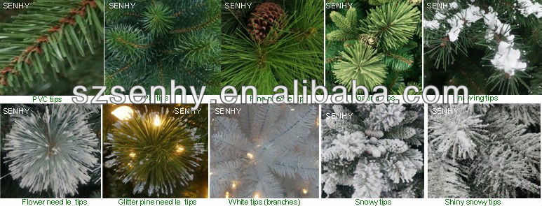 8 meters Giant Artificial Christmas Trees