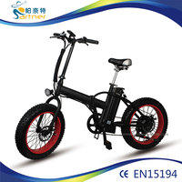 lithium battery outer 6-speed folding S33 e-bike