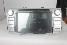 Toyota New Hilux 2012 Car DVD Player /GPS/Multimedia