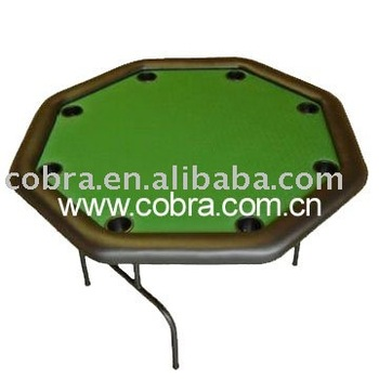 Kbl c1005 metal folding poker table for ten person playing for 10 person folding poker table