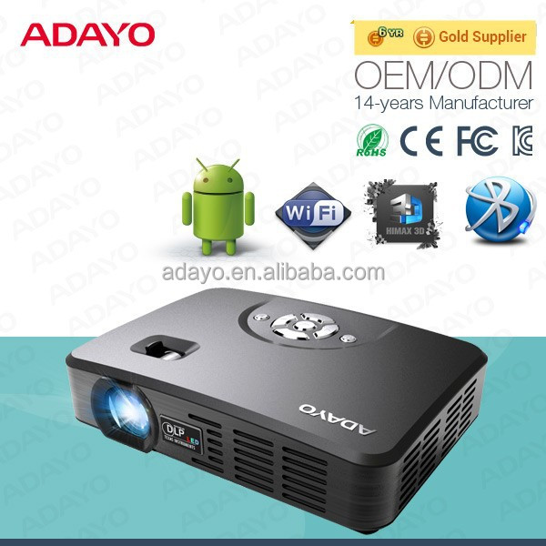 Full hd mini projector 3D Android Bluetooth