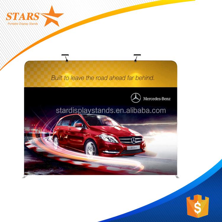 Cheap Supplier Portable Backdrop StandsTrade Show Display Ft With - Portable car show display stand