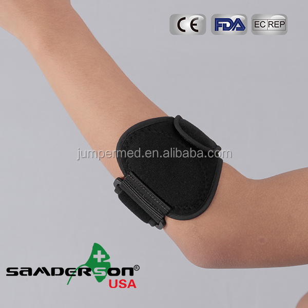 Tennis Elbow Support Golfer's Strap Epicondylitis Brace Lateral Pain