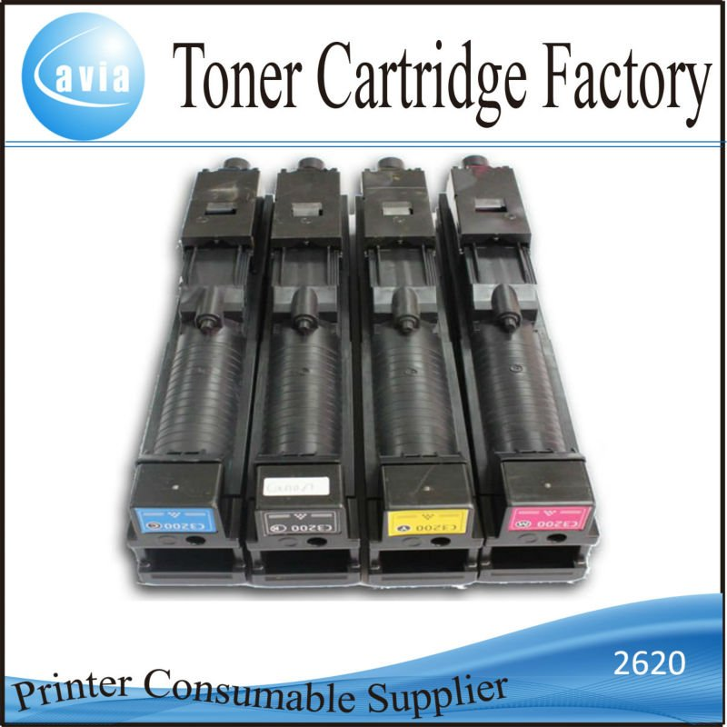 Color Photocopy Machine Toner for canon irc 3200 toner cartridge