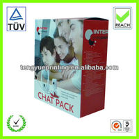 Paper Box Printing Cosmetic Box Packaging