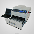 computer contact SMT hor air systerm Lead-free reflow oven user manual T-937