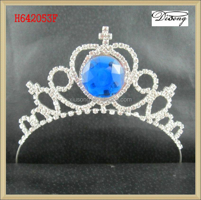 Свадебные диадемы и короны