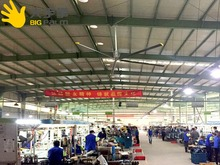 HVLS High Volume Low Speed industrial ceiling fan