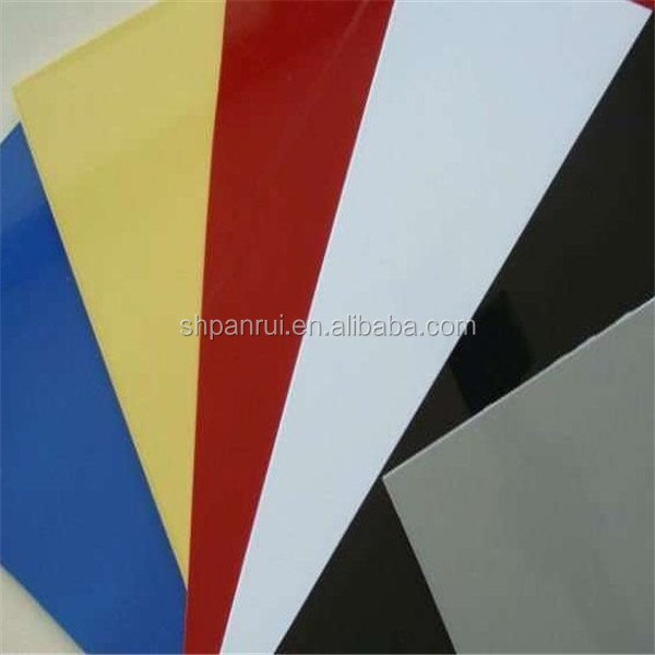 Flame Retardant ABS Plastic sheet 5mm thick for thermoforming