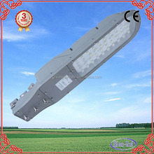 outdoor lighting equipment led street light retrofit kit with Q235 galvanised steel pole material