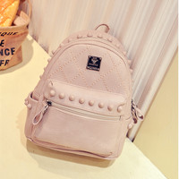 latest fashion attractive girls fancy bags for college