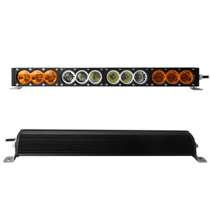 26 inch 12 volt LED multi color led light bar philippines Truck Offroad Car led light bar