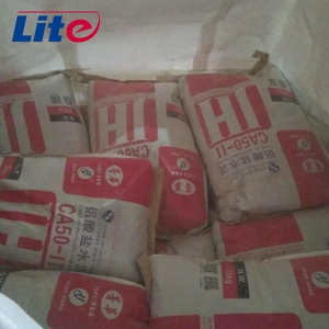 Henan Lite Refractory Cement Supply A600 A700 A900 High Alumina Cement