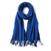 Hot sales different colors choice winter stylish elegant cashmere scarf women scarves shawls