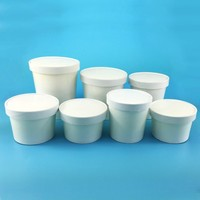 ACP5002 8oz Disposable Paper Soup Cup Customized Logo Paper cup cheap