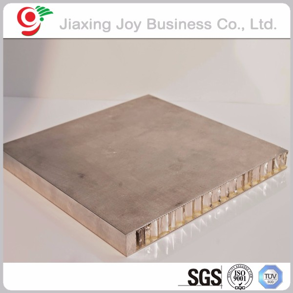 Wood Grain Laminate Aluminum Honeycomb Panel