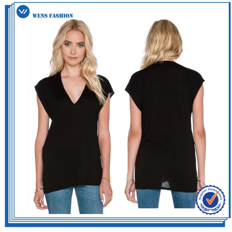 Comfy Newest Casual Korea Ladies Fashion T-Shirt