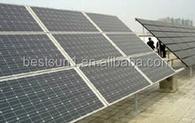 China High quality easy install complete solar panel manufacturing machines 100 w