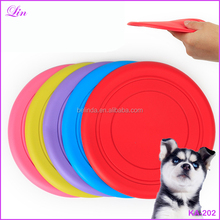Free Shipping by DHL/FEDEX/SF Flexible Disc Tooth Resistant Outdoor <strong>Pets</strong> Training Fetch Toy Silicone Dog Frisbee
