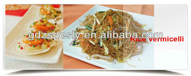 Dongguan vermicelli noodle and rice noodle