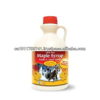 Pure maple syrup 1 liter