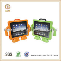 Childproof Shock absorbent EVA Foam 9.7inch tablet pc case for iPad 2 3 4