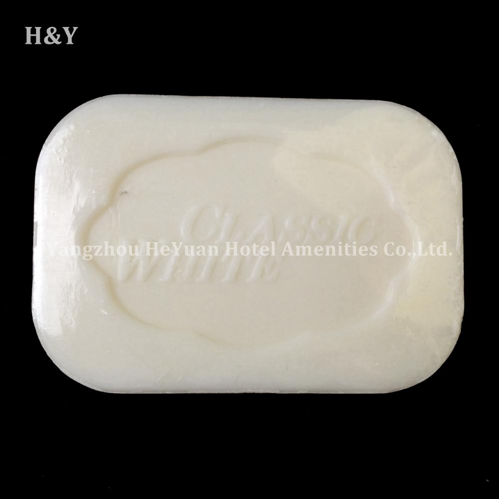 2017 Popular Skin Cleaning Classic White Mini Soap For Hotels