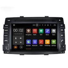 New products Quad core car radio android for KIA sorento 2011 MP3 player