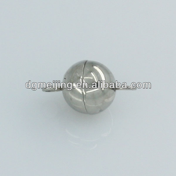 Wholesale High quality jewelry finding and stainless steel beads for making bracelet (MJF-0086)