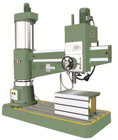Hydraulic 80mm solid radial drilling machine