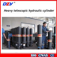 OEM long stroke tractor loader telescopic telescopic hydraulics