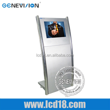Clear picture hard strong Wall hang 22 inch clear picture custom high quality LCD ad player(MAD-220AT)