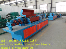 Automatic Stainless Steel Wire Straightening and Cutting Machine