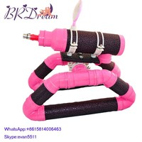 Hot selling Male and female masturbation automatic retractable machine guns,Thrusting sex machine,vibrator sex toys for woman