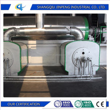 Enclosed Discharging Solid Waste Burning Equipment