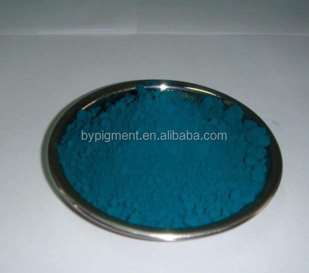 Pigment Green 7,organic pigment chemical powder,pigment raw material for plastic industrial