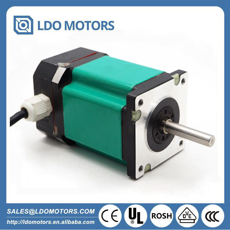 Waterproof Stepper Motor 60mm, NEMA24 Stepper Motor Manufacturer