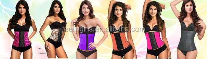Feelingirldress wholesale latex corset